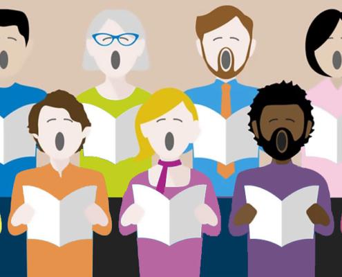 tipos de voces