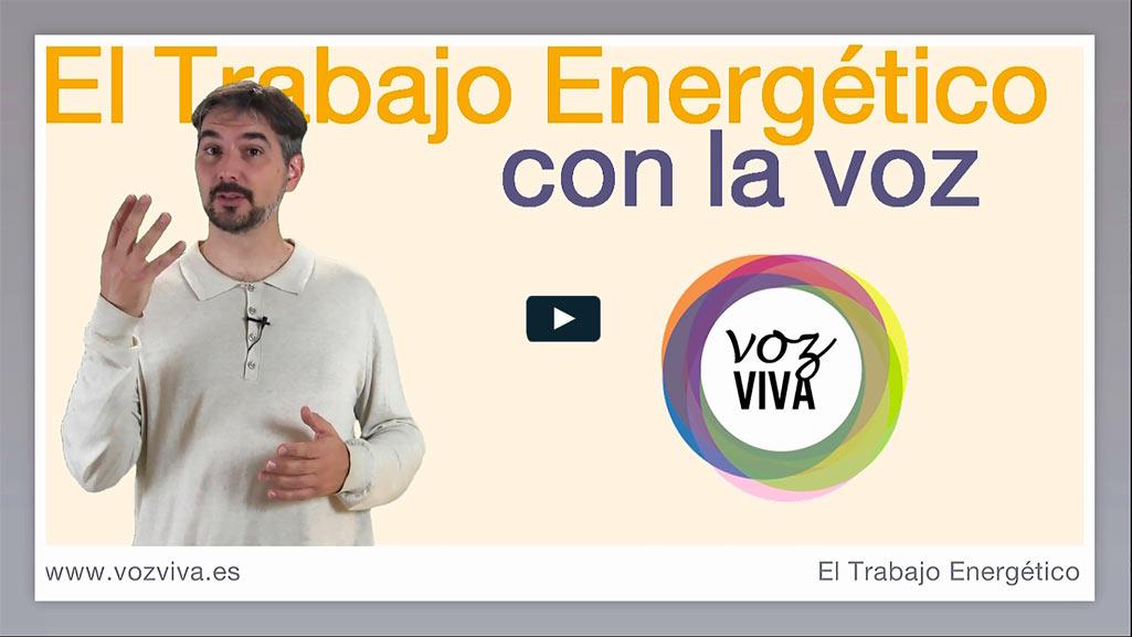 curso de canto online trabajo energetico